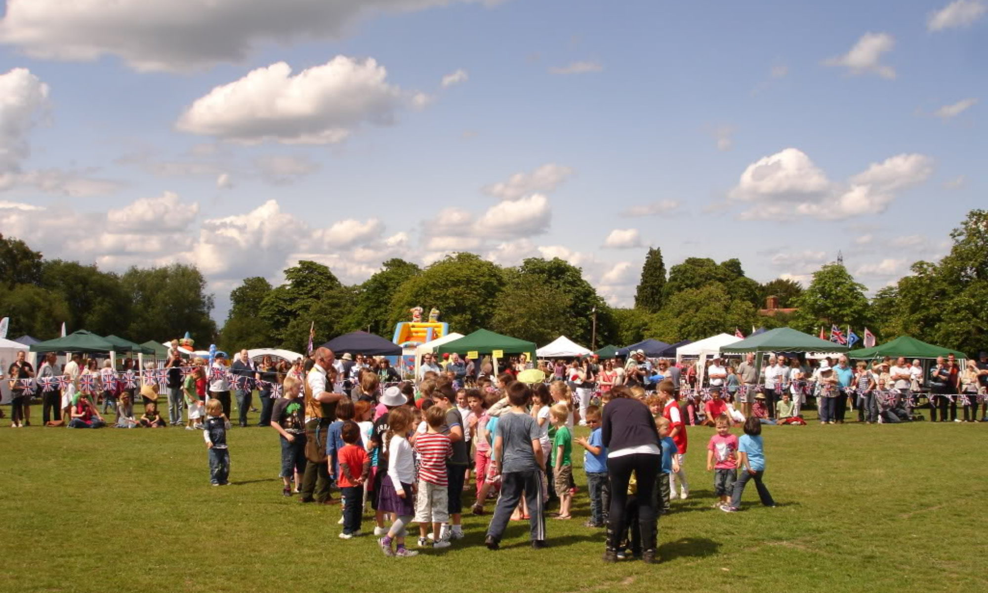 Sherfield on Loddon Village Fête